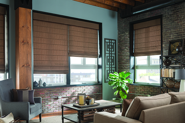 Natural Woven Shades starting at $87.99