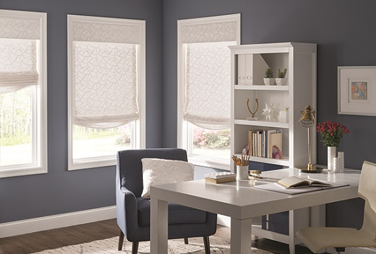 Houston Shades by Alura Window Decor