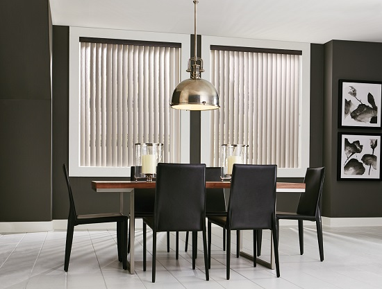 Let Us Install Your New Vertical Blinds